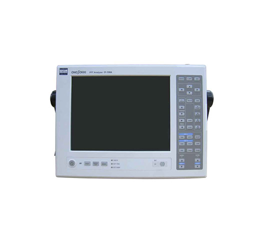 FFTアナライザ レンタル20日(校正証明書付)  CF-7200A