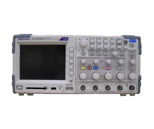 デジタル・ストレージ・オシロスコープ レンタル30日(校正証明書付)  TPS2024B