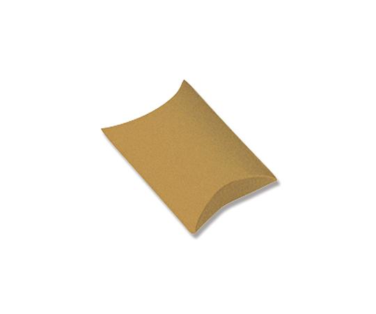 箱 ギフトボックス ピロー型 クラフト 10枚  006899960