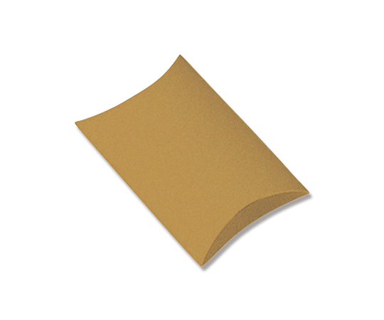 箱 ギフトボックス ピロー型 クラフト 10枚  006899963