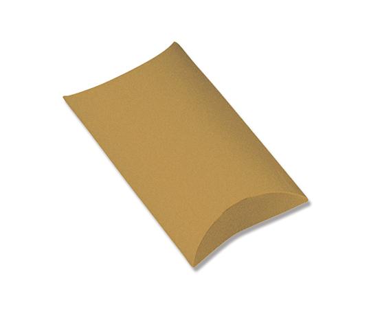 箱 ギフトボックス ピロー型 クラフト 10枚  006899964