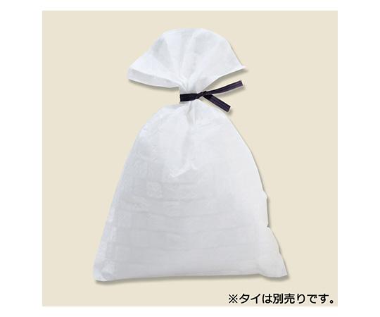 [取扱停止]不織布製袋 落水バッグ いちまつ M 1 しろ 20枚  008701961