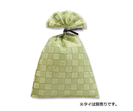 [取扱停止]不織布製袋 落水バッグ いちまつ M 4 まっちゃ 20枚  008701964