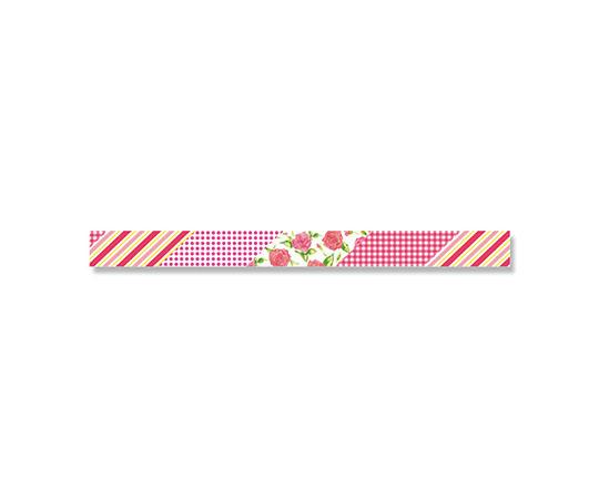 [取扱停止]マスキングテープ(mt) 15mm×10m巻 FlowerRD R 1巻  001603266