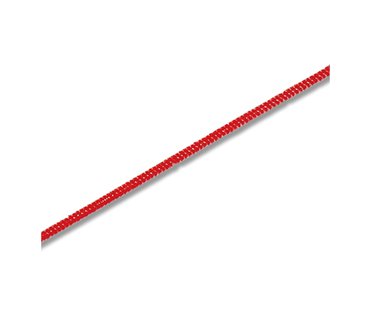 [取扱停止]モール 1分 φ3mm×24cm 赤 100本入  008750527