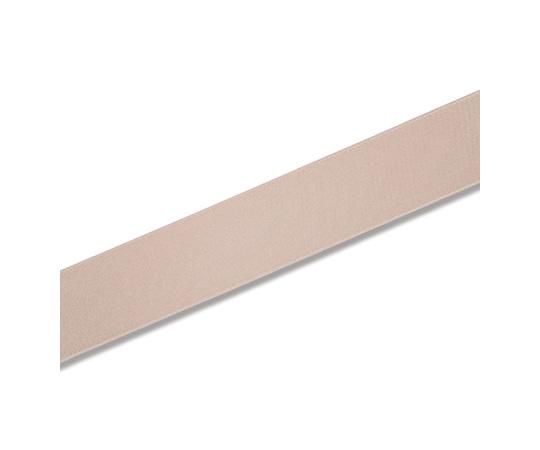 シングルサテンリボン 36mm幅×20m巻 アイボリー 1巻  001420334