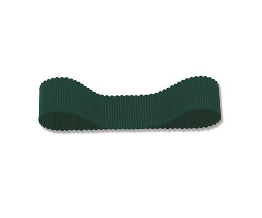 [取扱停止]リボン グログランリボン 15mm幅×15m巻 40グリーン 1巻  001425107