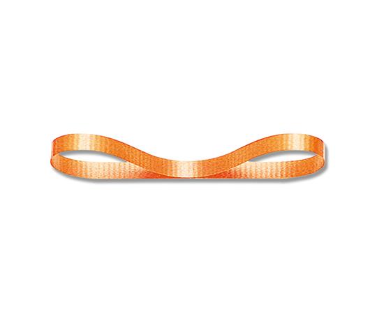 スプレンドレットリボン 太巻 5mm幅×457m巻 11 オレンジ 1巻  001460911