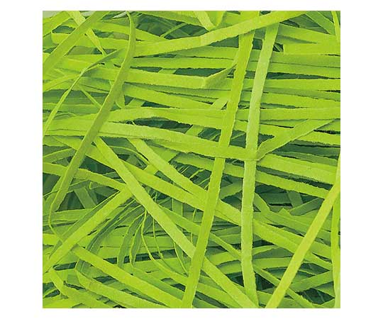緩衝材 紙パッキン 40g入 ネオングリーン  003800873