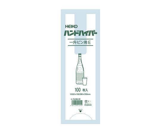 [取扱停止]レジ袋 ハンドハイパー 日本酒用