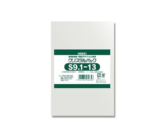 OPP袋 クリスタルパック 100枚  006753028