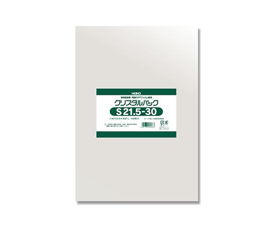 OPP袋 クリスタルパック 100枚  006753029