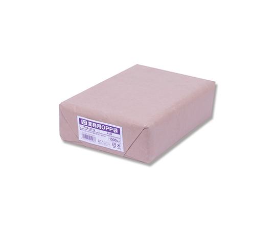OPP袋 業務用(A5用) 1000枚クラフト包  006794611