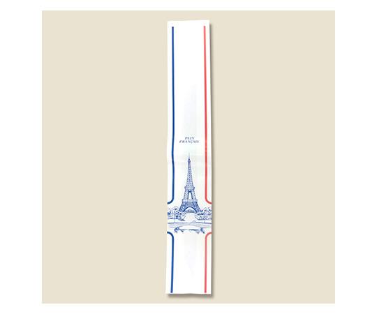 紙袋 フランスパン袋 L エッフェル塔 50枚  004160100