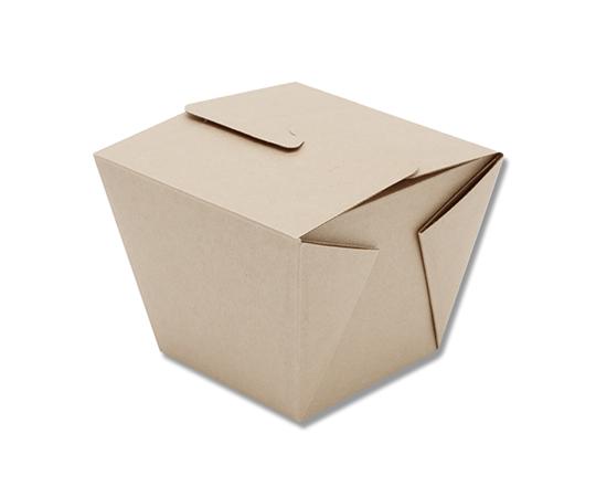 食品容器 ネオクラフトボックス フードボックス S 20枚  004248006