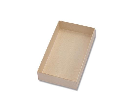 食品容器 ふぁるかたぼっくす 7寸 106×184 本体 50個  004250024