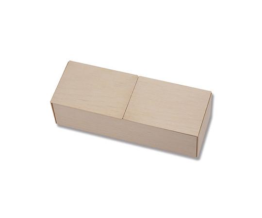 [取扱停止]食品容器 ふぁるかたぼっくす 一体型 73×207×H53 50個  004250034