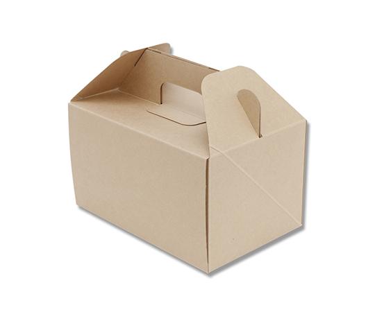 食品容器 ネオクラフトボックス キャリーボックス M 20枚  004248012