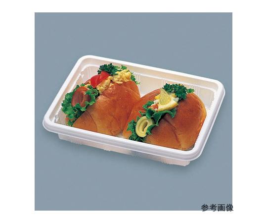 [取扱停止]食品容器 Fパレ 本体 50枚  004450090