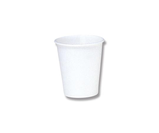 ペーパーカップ エコノミータイプ 5 ホワイト 100個  004536025