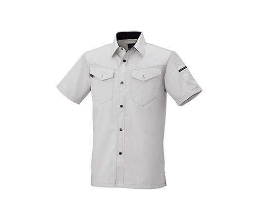 半袖シャツ シルバーグレー  6806-61-LL