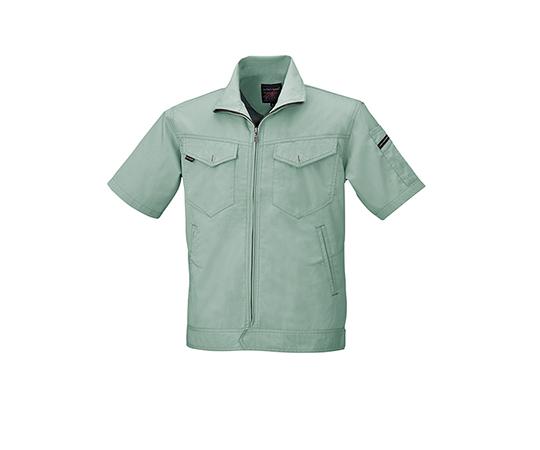 半袖ジャケット アースグリーン  6808-23-LL