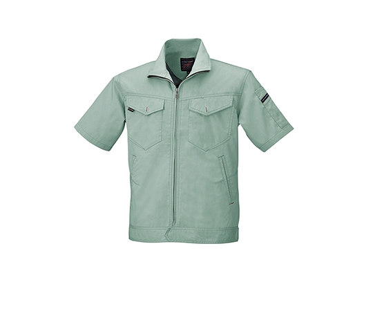 半袖ジャケット アースグリーン  6808-23-4L