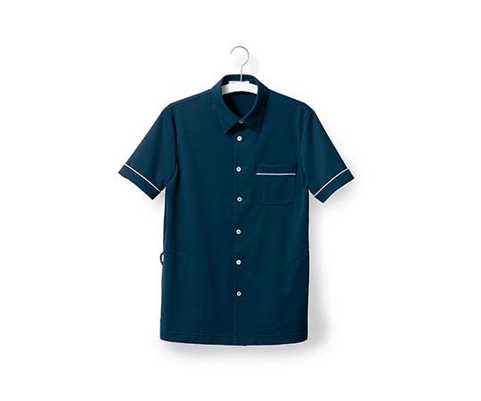 [取扱停止]半袖ニットシャツ 10 L  UF8185