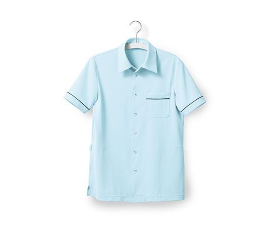 [取扱停止]半袖ニットシャツ 11 M  UF8185