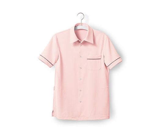 [取扱停止]半袖ニットシャツ 13 XL  UF8185