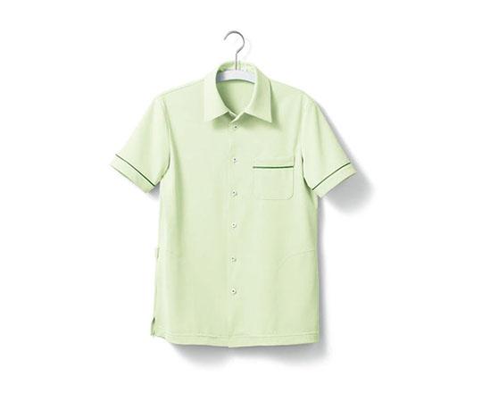 [取扱停止]半袖ニットシャツ 15 M  UF8185