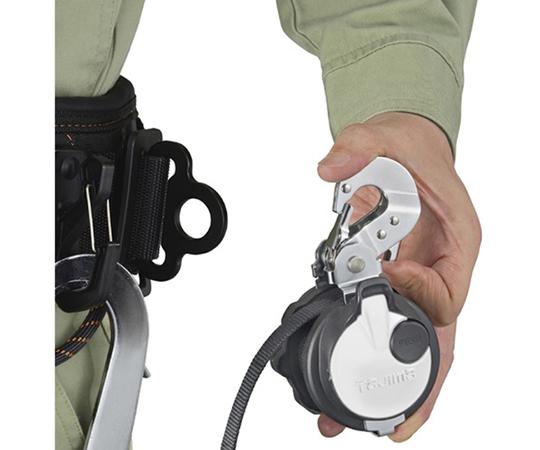 [取扱停止]着脱式安全帯ランヤード VR150L2