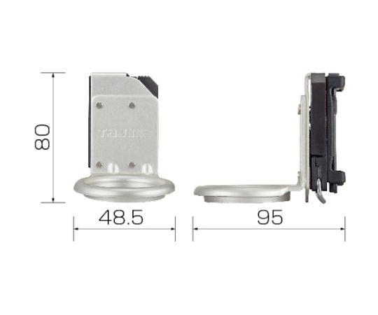 着脱式工具ホルダーアルミ ハンマー3穴 SFKHA-H3