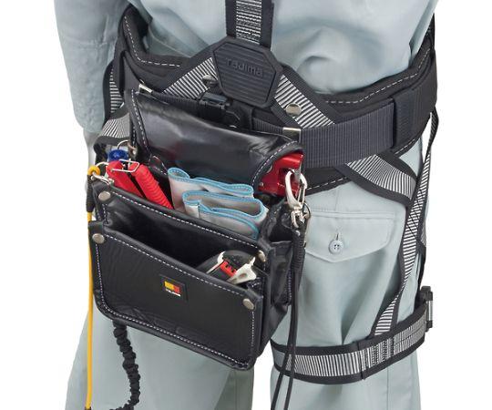 着脱式腰袋 釘袋2段小 SFKBN-KG2S