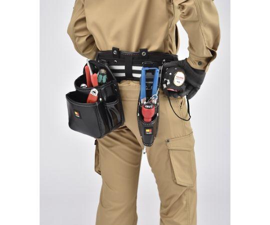 着脱式腰袋 電工2段大 SFKBN-DK2L