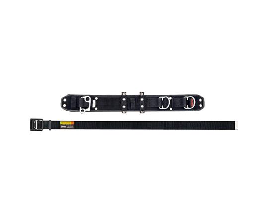 [取扱停止]柱上用胴当てベルト セット  CFX750-ABM125-BK