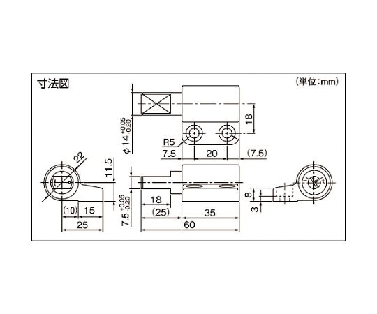 ロータリーダンパ TD27/TD28 TD28A1-10K/20K