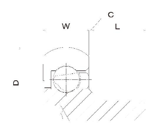 樹脂ベアリング DO-B-JH DO-22-B0.5-JH
