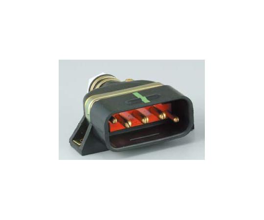 平型安全コネクタ ボディ(受電側)  H-103-R