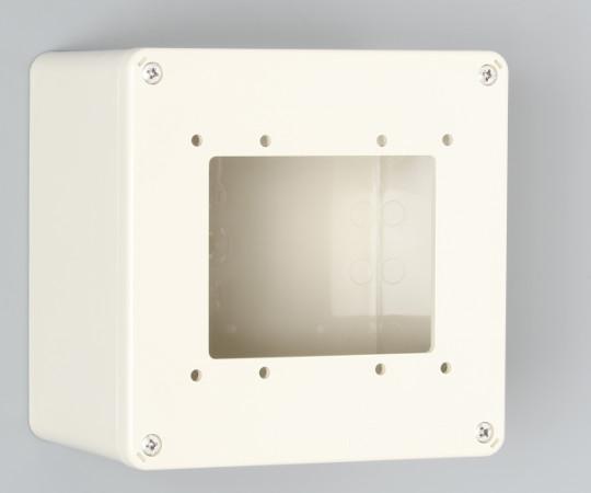 防水形マルチボックス 2個用  MBW7100