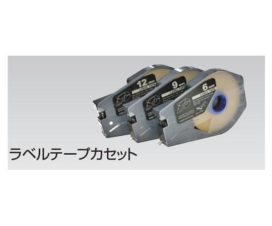 ラベルテープカセット12mm×30m白 (3入/箱)  TM-LBC12W