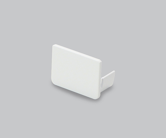 エムケーダクト付属品 エンド差込型 4号 ホワイト  KMDE42