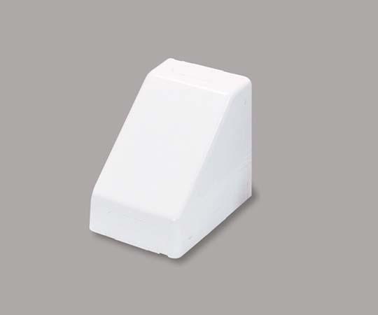 メタルモール付属品 コーナーボックス B型 ホワイト  B2082