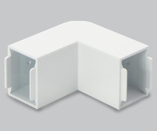 エムケーダクト付属品 内外マガリ 1号 ホワイト  MDK112