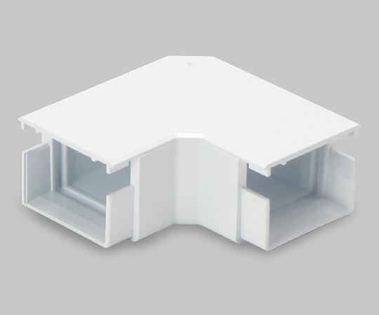 エムケーダクト付属品 平面マガリ 0号 ホワイト  MDM102