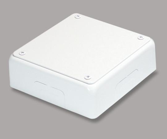 メタルモール付属品 ジャンクションボックス B型 ホワイト  B2092