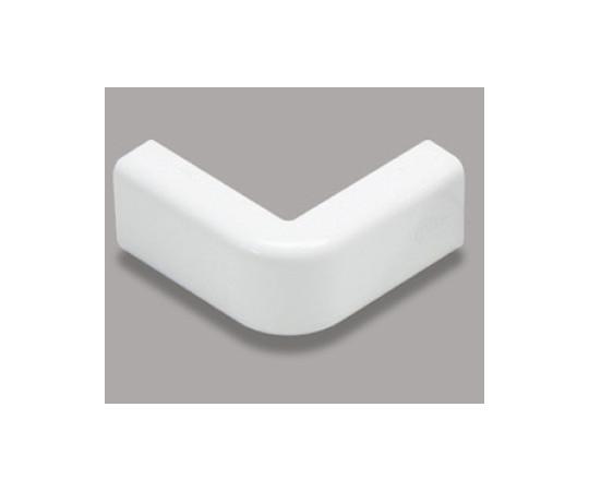 メタルモール付属品 エクスターナルエルボ 後付け型 A型 ホワイト  A10512
