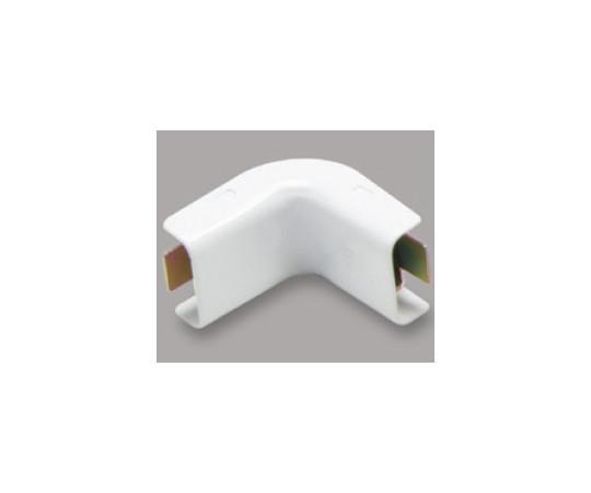 メタルモール付属品 インタ-ナルエルボ A型 ホワイト  A1042