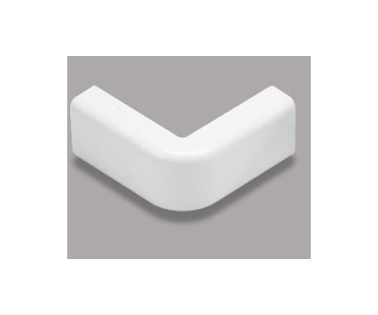 メタルモール付属品 エクスターナルエルボ A型 ホワイト  A1052