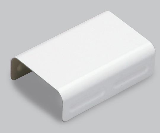 メタルエフモール付属品 ジョイントカバー B型 ホワイト  MFMJC22